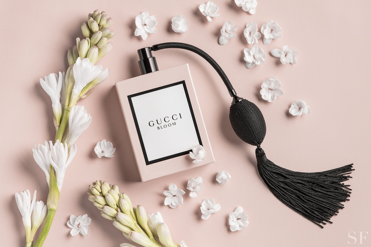 Introducing The Newly Reimagined Gucci Bloom Bottle Savoir Flair