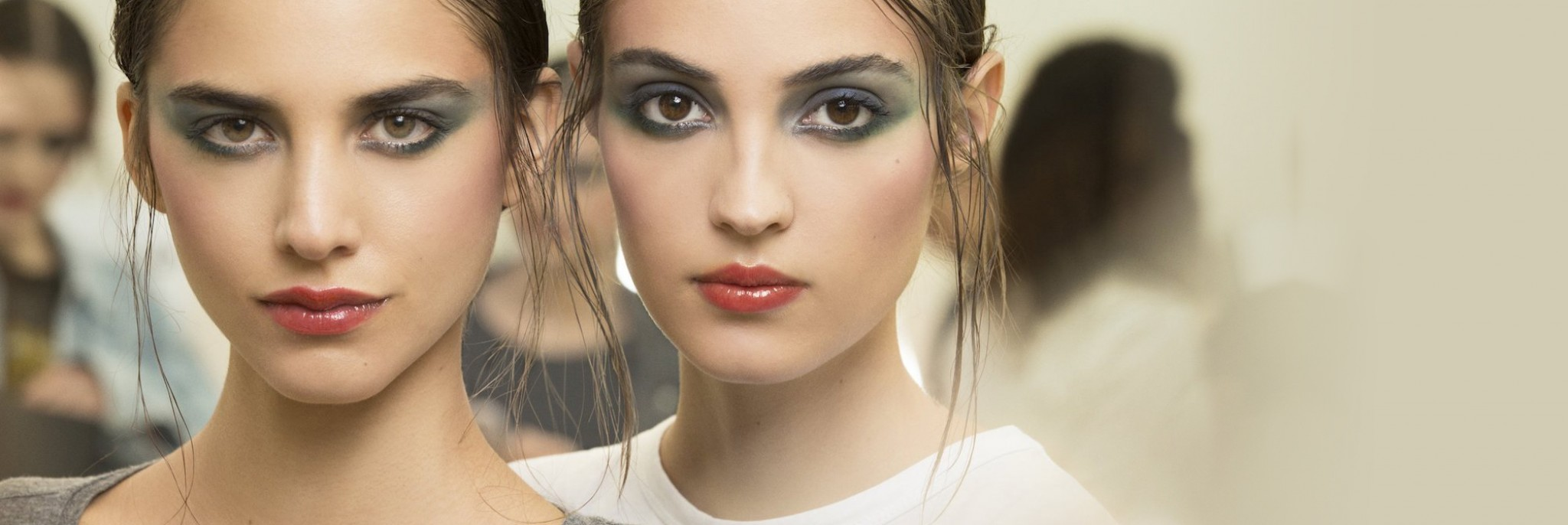 How to Pull Off Blue Eyeshadow, According to the Chanel Runway
