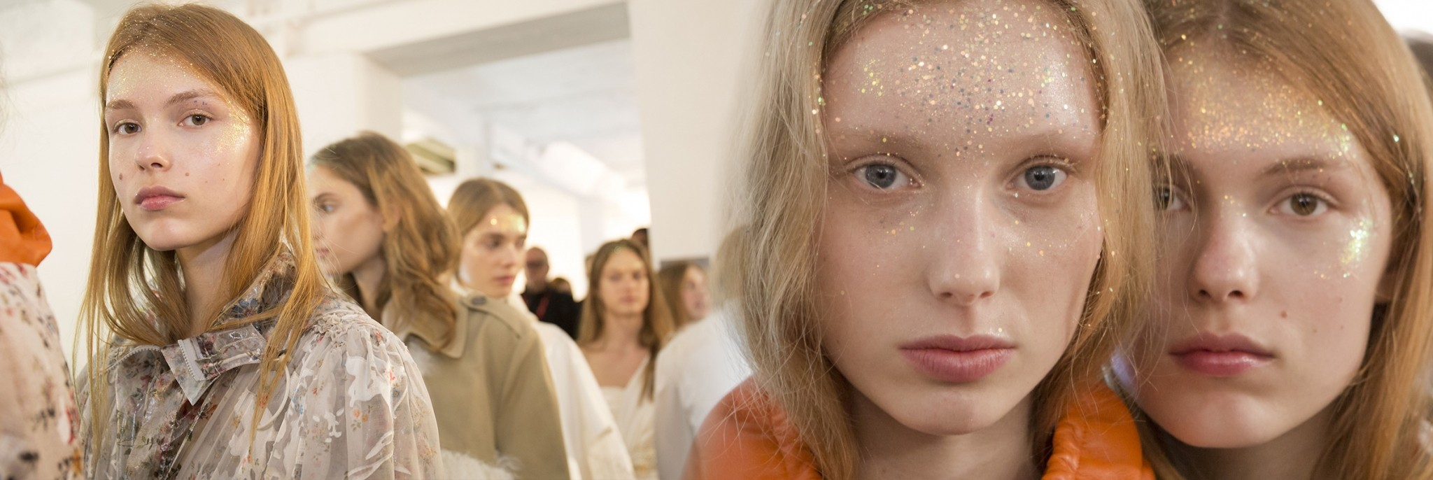 8 LFW Beauty Looks Inspiring Us to Break (All) the Rules