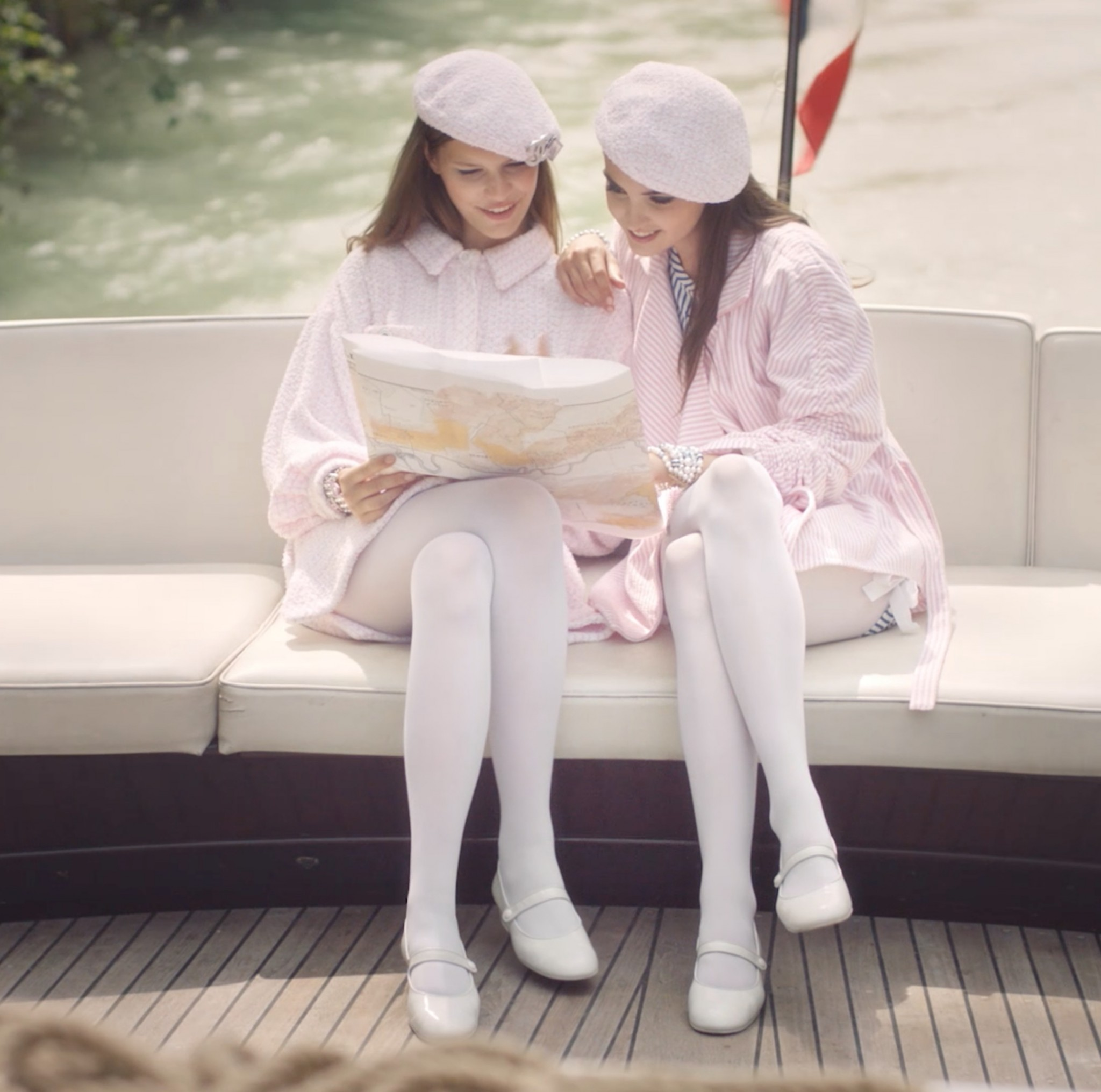 Chanel Has Redefined This Childrenswear Classic