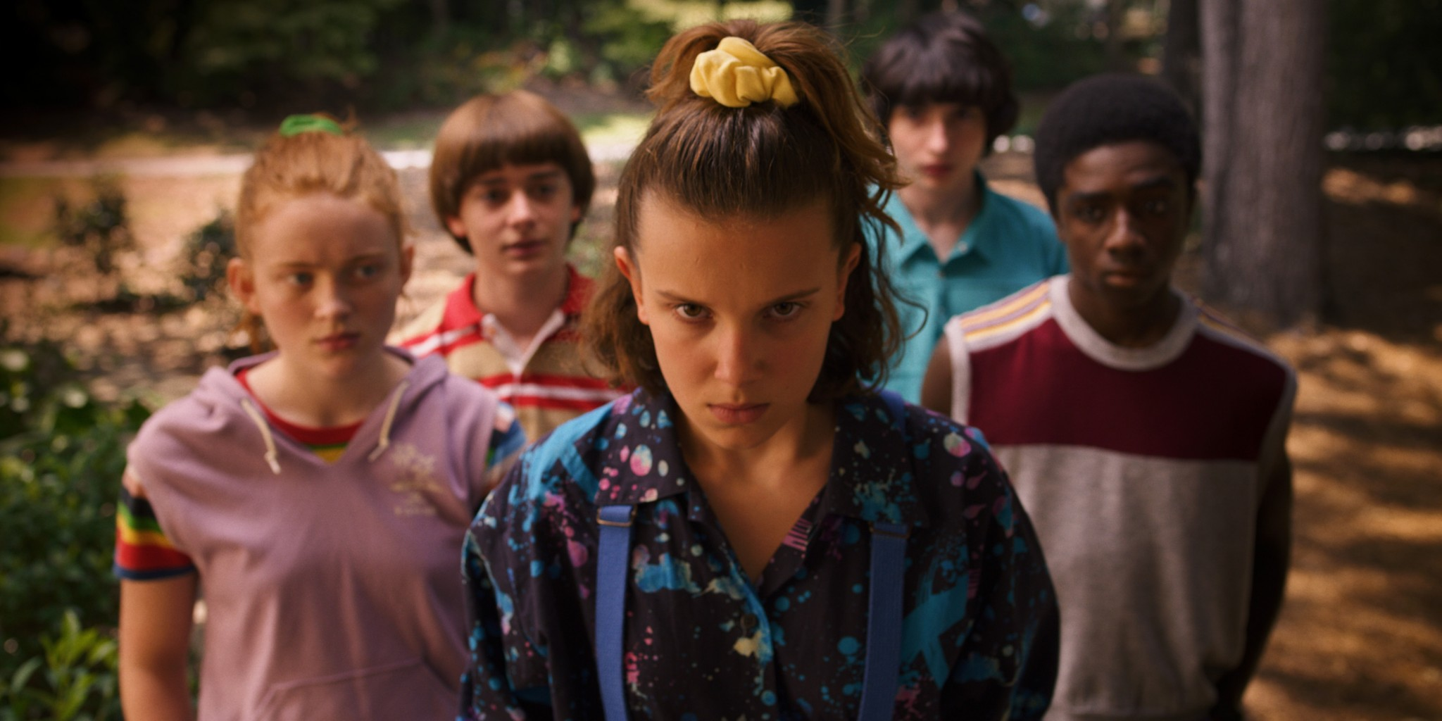 What We Learned While Hanging Out With the Cast of Stranger Things