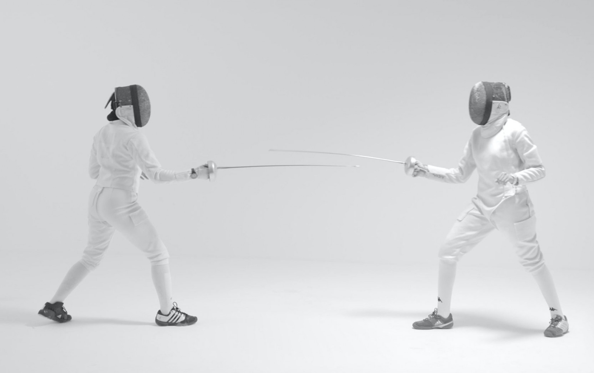 En-Garde, Pret, Allez! Every Second Counts with Chanel 'J12'