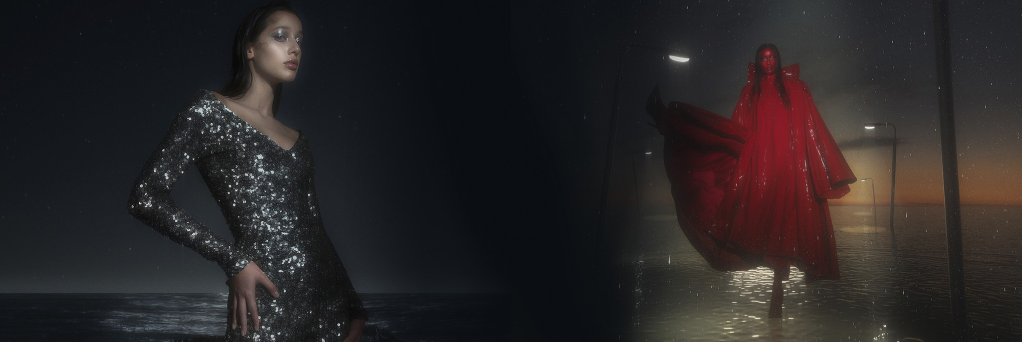Balenciaga Goes into the Heart of Darkness
