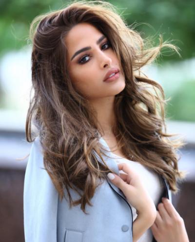 Fouz Al Fahad Beautiful Hair