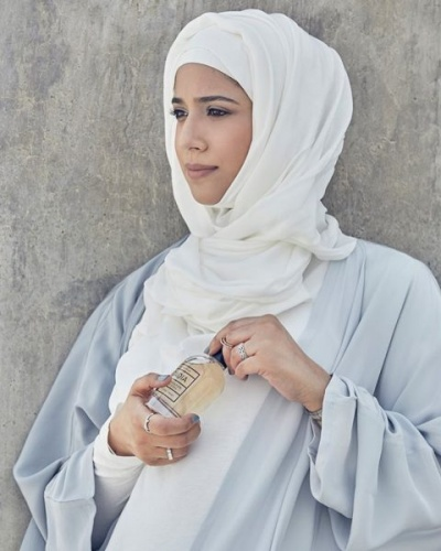 Amna Al Habtoor Interview