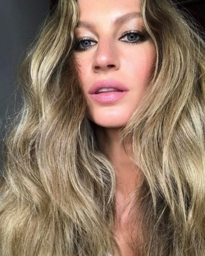 Celebrity Beauty Gisele