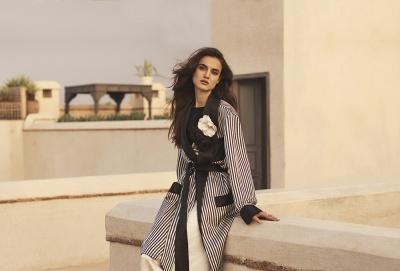 Net-a-porter modest dressing campaign