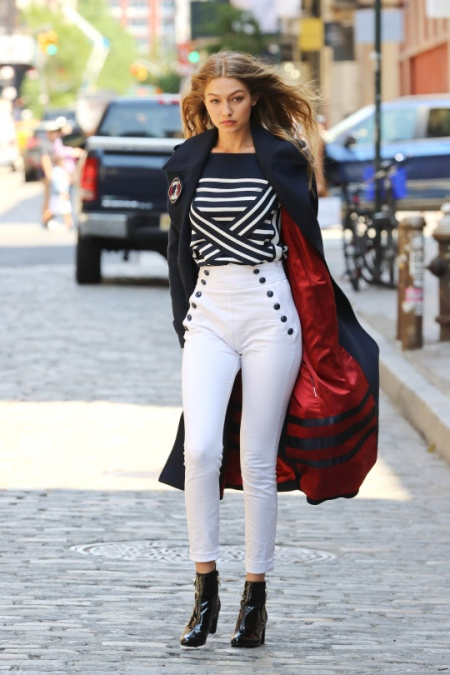 b8934429 Gigi Hadid's Design Debut with Tommy Hilfiger - Savoir Flair
