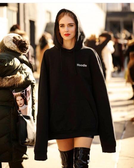 How to Wear a Hoodie Like a Fashion Girl Savoir Flair