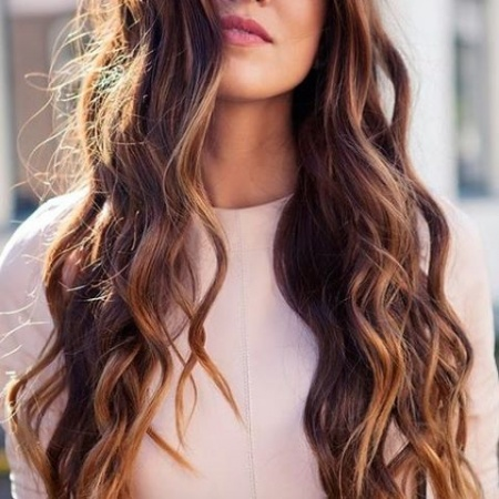 An easy at home wavy hair tutorial savoir flair wavy hair tutorial urmus Gallery