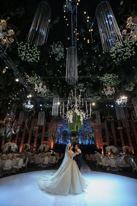 The Top 10 Lebanese Weddings of Summer 2017 - Savoir Flair