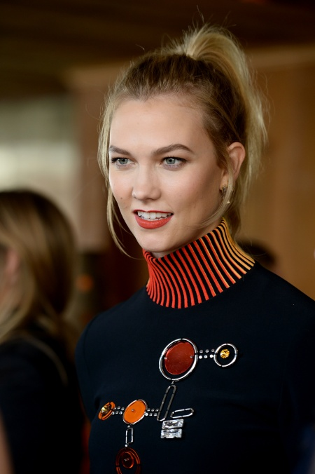 Karlie Kloss - The Fashion Awards 2016 Official Nominees Announcement