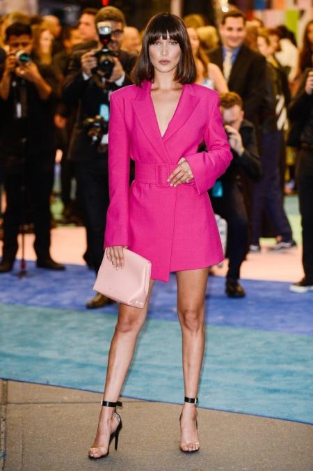 2bd581fb99f5 Trend Report: Celebrities Wearing Blazers as Dresses - Savoir Flair