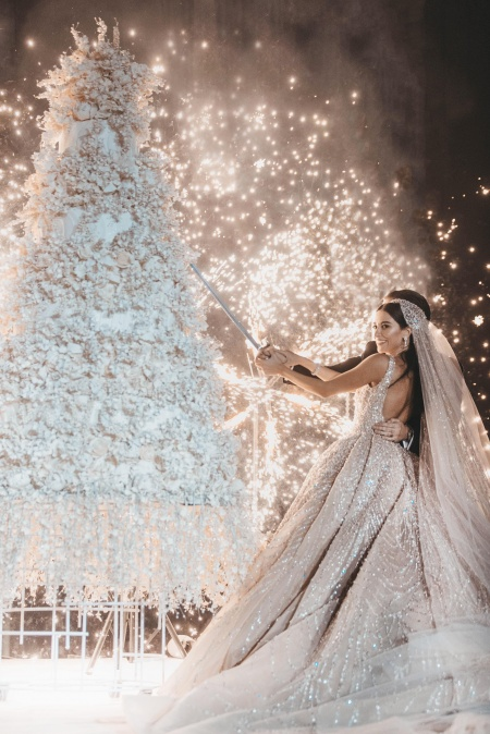 A Guide to the Top 10 Lebanese Weddings of 2018 - Savoir Flair