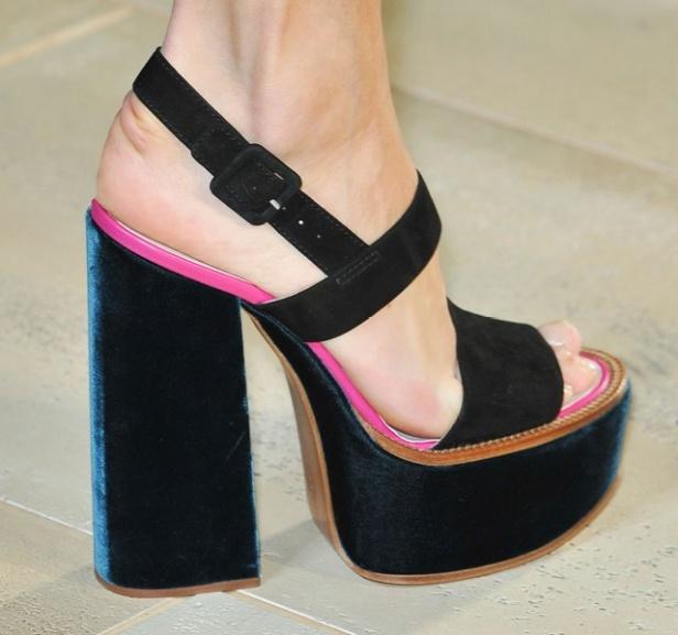 Victoria Beckham Shoes 2015