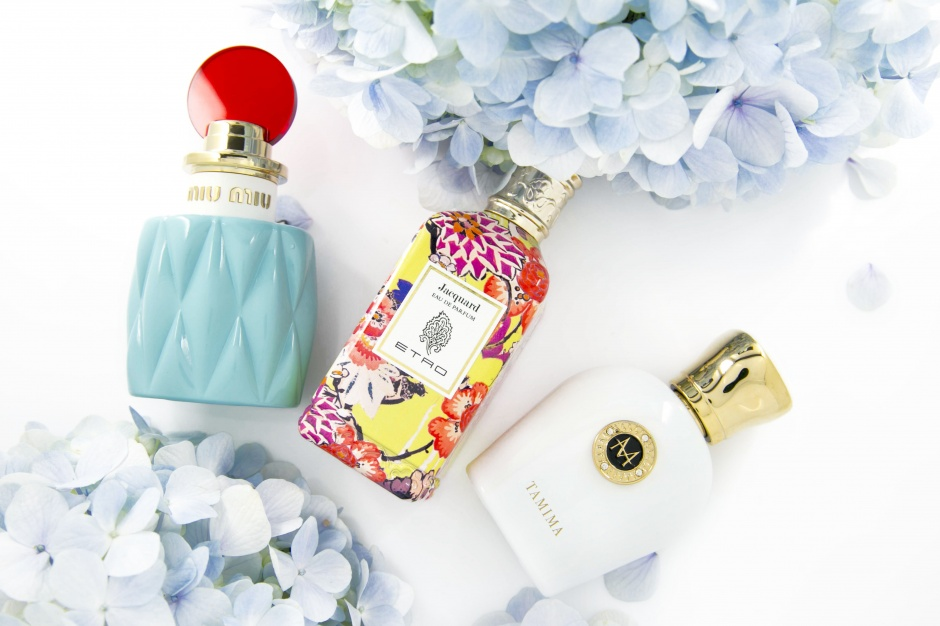 Best New Perfumes
