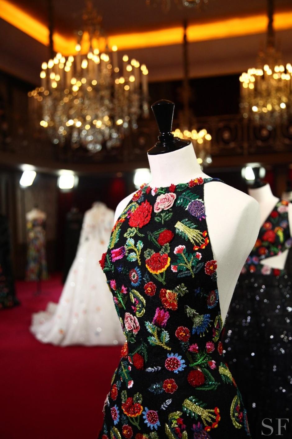 Behind the Scenes Rami Kadi Fall 2016 Couture