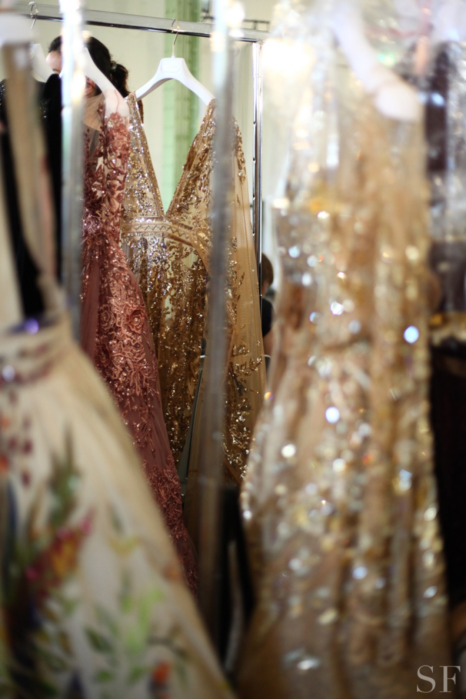 Behind the Scenes Zuhair Murad Fall 2016 Couture