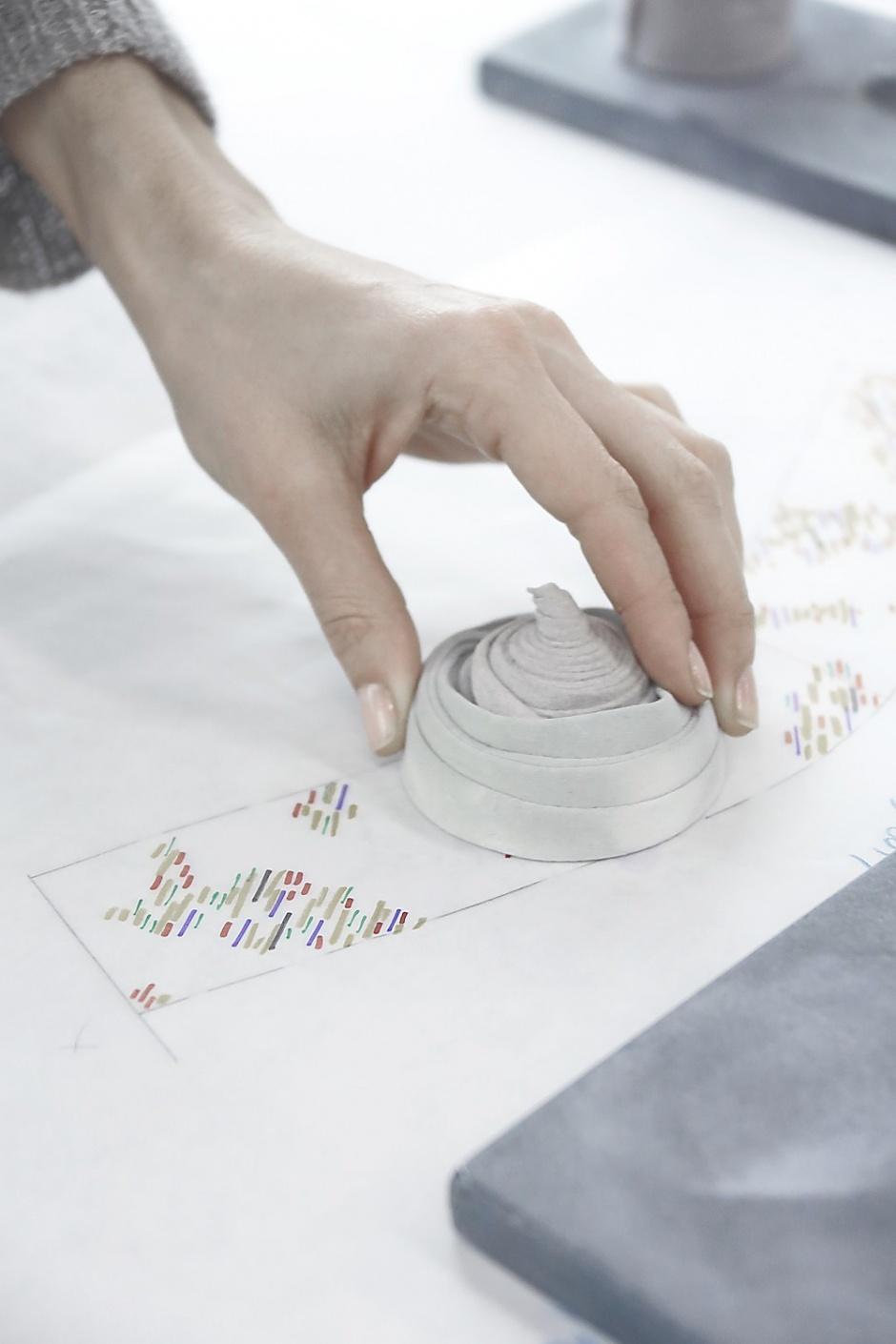 Lesage Couture Atelier