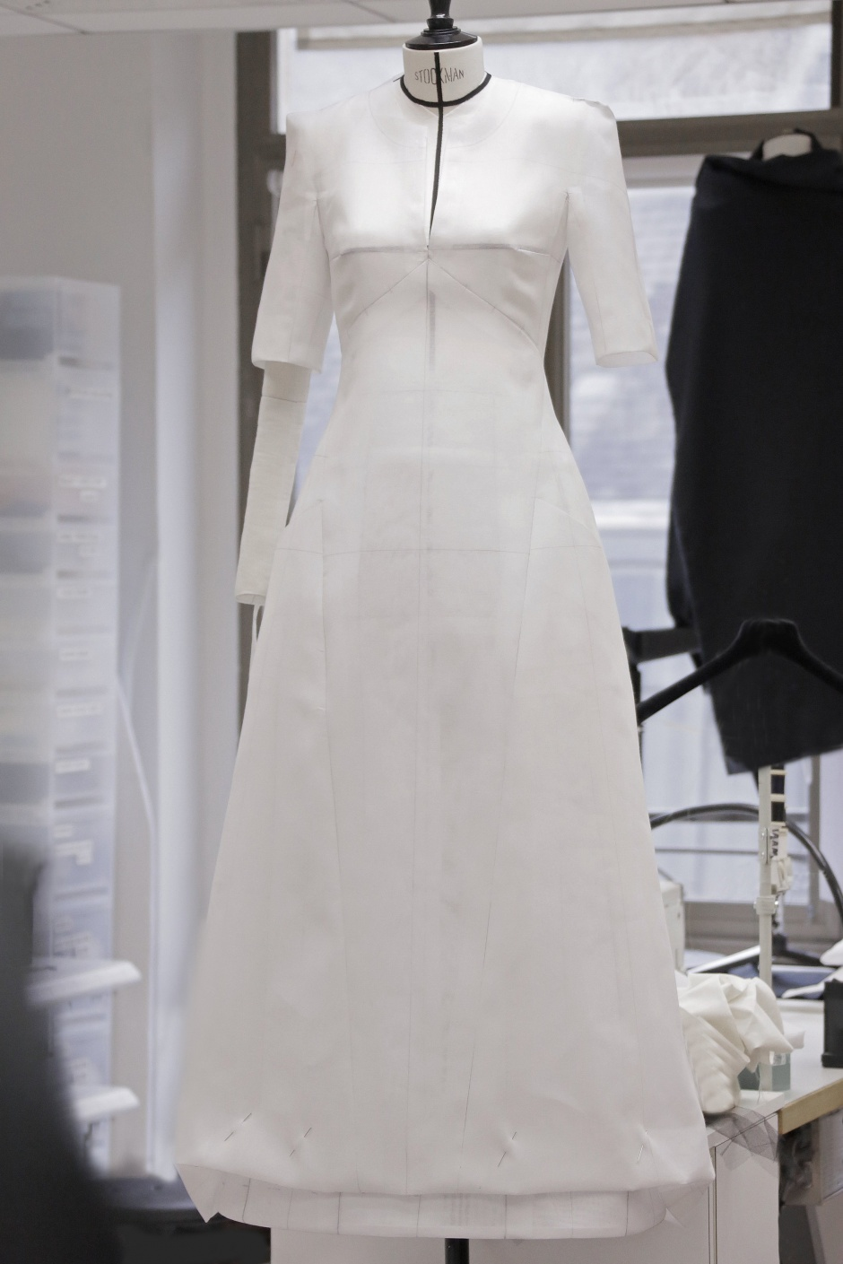 Making of Chanel Couture Dress