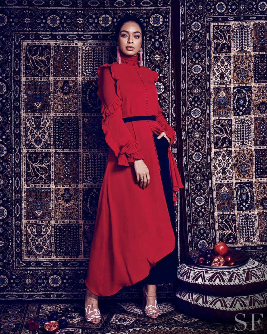 Shopbop Ramadan Saufeeya Goodson Shoot