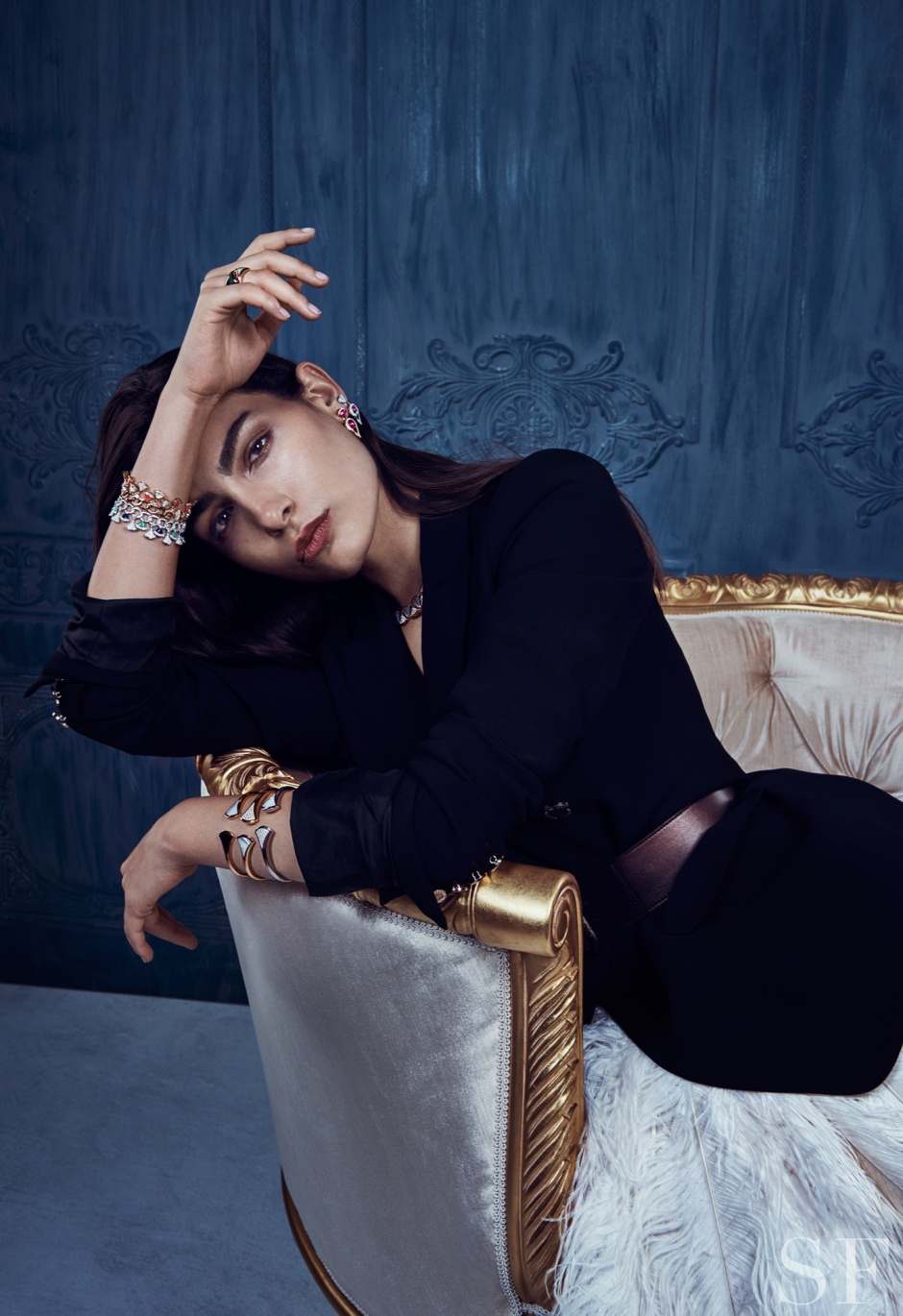Bulgari Diva Shoot